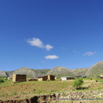 ボリビア:トロトロ】奇岩大地&洞窟(鍾乳洞)トレッキング