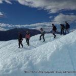 アルゼンチン:エル・カラファテ】パタゴニア!ペリト・モレノ氷河トレッキング!
