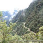 ボリビア:デスロード】世界一危険な道を自転車で!?
