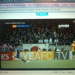 海外でサッカー日本代表の試合をネット観戦!