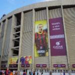 スペイン:バルセロナ】カンプノウでサッカー観戦!