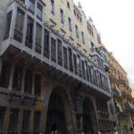 スペイン:バルセロナ】街中に溢れるガウディの足跡