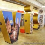ベルギー:ブリュッセル】チョコレート臭の空気が出てくる観光案内所