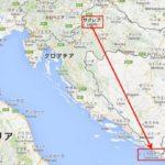クロアチア:ドゥブロブニク】雨のち…